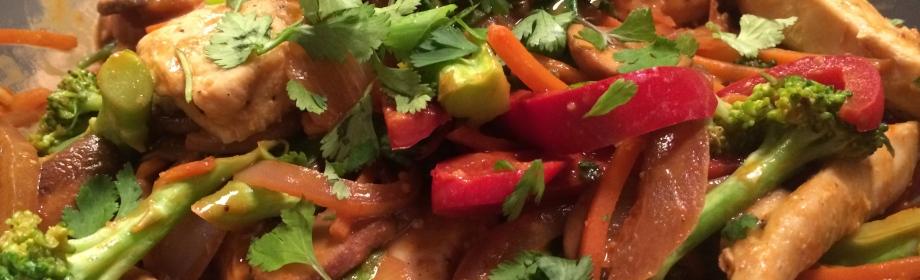 Thai Stir-Fry