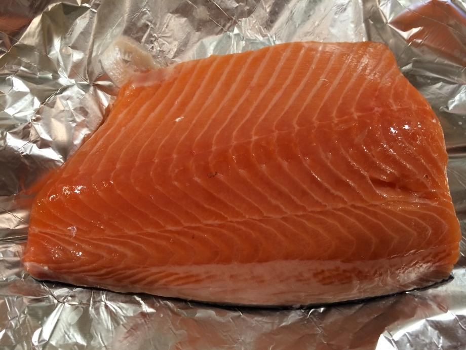 Finnish Salmon CremeFraiche